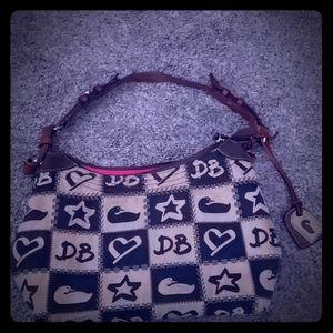 Dooney & Bourke Duck, Heart, Star Handbag